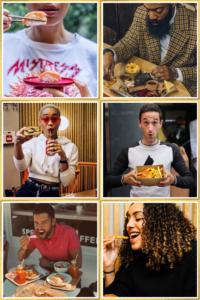 6 exemples d'influenceurs food